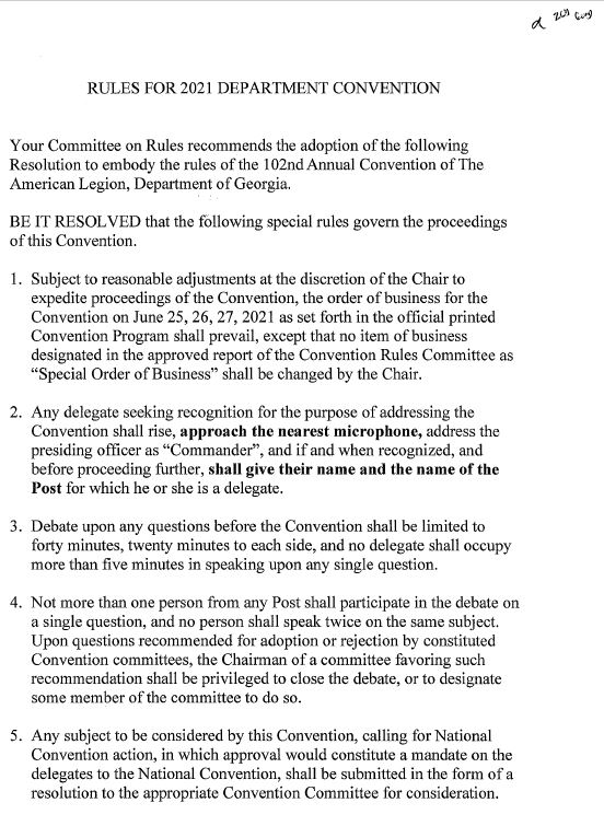 Rules for 2021 Department Convention pg1